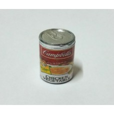 """Scatola di """"Chicken vegetables"""" Campbells"""