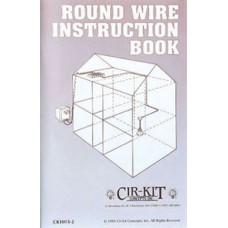 Round Wire Instructions Book