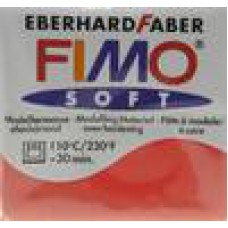 Fimo Soft - 24 - Rosso indiano