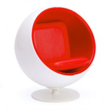 Sedia di design Ball Chair di Eero Aarnio 1966