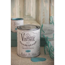 Vintage Paint - Old turquoise